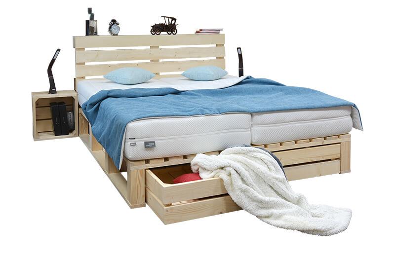 postel dekor